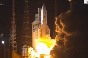 Успешно изстреляха мисията BepiColombo за изучаване на Меркурий (видео)