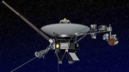 Voyager 2 е на път да излезе от Слънчевата система на 17,7 млрд. км от Земята