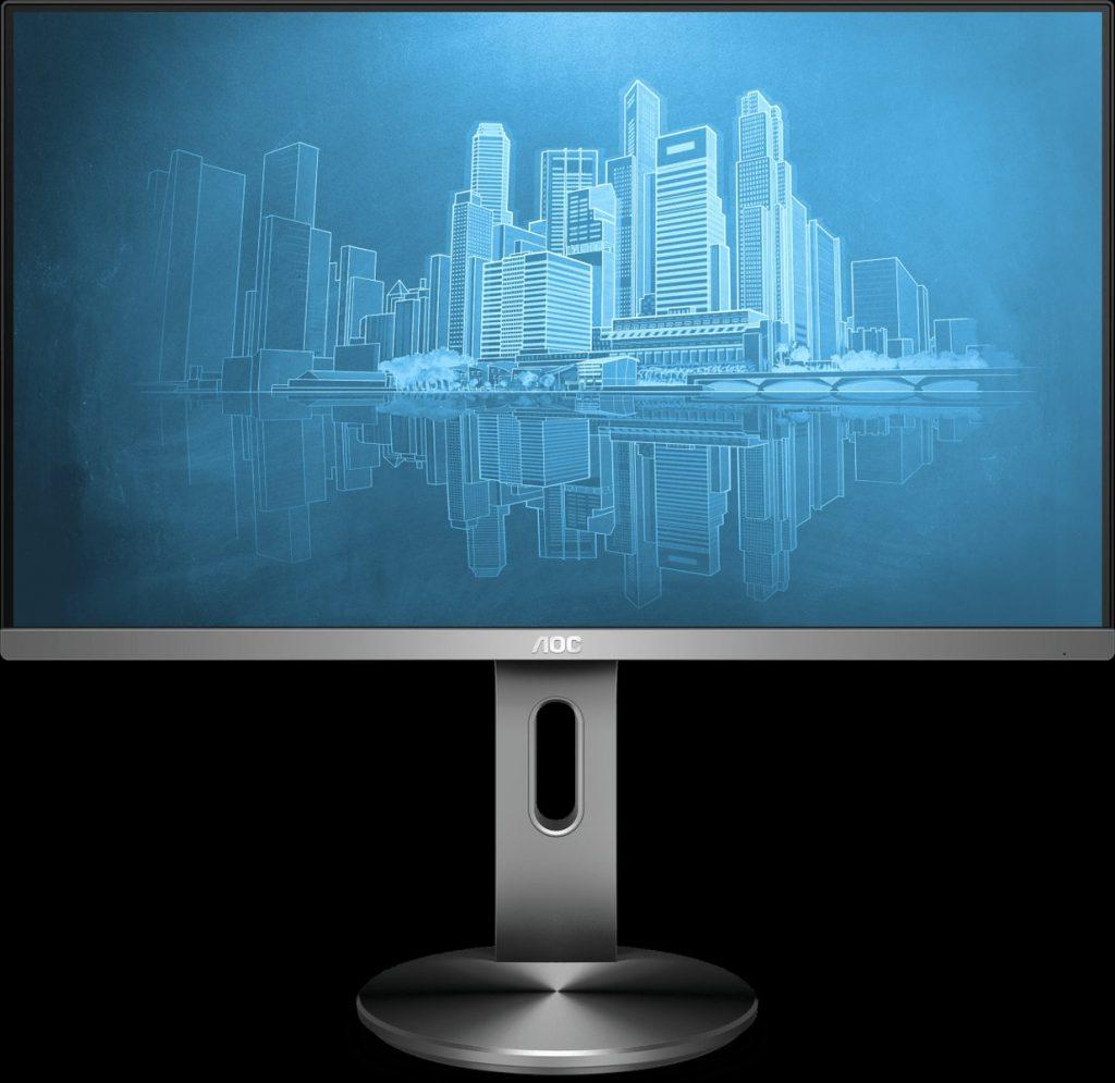 Вижте всичко за новите бизнес монитори на AOC, които идват на достъпна цена