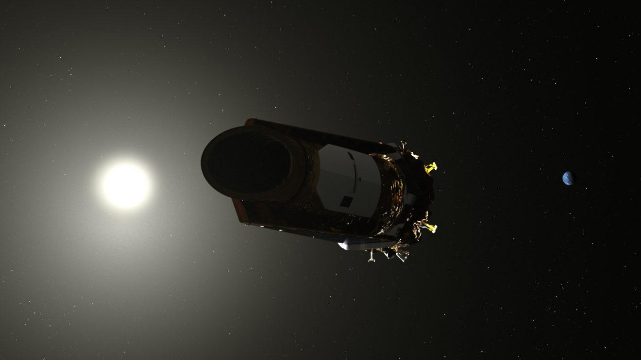 """Телескопът """"Кеплер"""" завинаги спря да работи след 9 години в Космоса"""