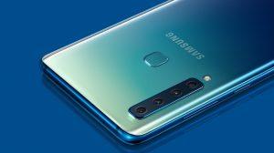 Samsung представи Galaxy A9 - първият смартфон в света с 4 (четири!) задни камери