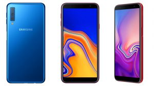 3 нови модела на Samsung вече са в магазините на Vivacom - Galaxy J4+, Galaxy J6+ и Galaxy A7