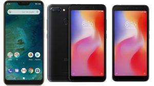 Vivacom пуска три нови модела на Xiaomi - Mi A2 Lite, Redmi 6 и Redmi 6A