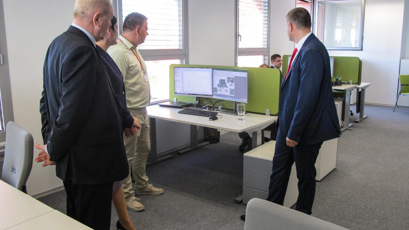 Siemens откри нов инженерен център във Варна