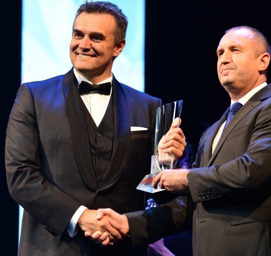 """Главният изпълнителен директор на А1 Александър Димитров е """"Мениджър на годината 2018"""""""