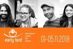 """Днес започва Международния студентски филмов фестивал """"Ранно пиле"""" (ЕARLY BIRD)"""