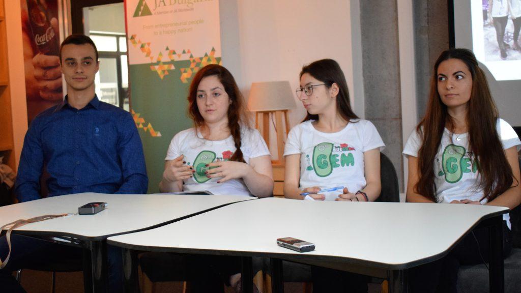 Бронзов медал за българския отбор по синтетична биология от международното състезание iGEM