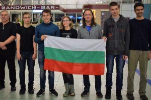 Български ученици заминаха за Международната олимпиада по астрономия и астрофизика в Китай