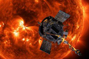 Сондата Parker прелита с 343 000 км/ч при първото си сближаване на 24 млн. км. от Слънцето