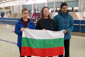 Българският отбор по експериментална физика замина за Международната олимпиада в Беларус