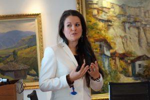 Строителният инженер Галина Соколова е носител на докторантската стипендия на фондация Карол Знание за 2019 г.