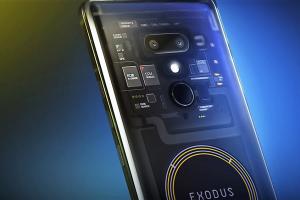Първият в света блокчейн смартфон HTC Exodus 1 може да се поръча с биткойн, етер или лайткойн