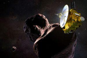 На Нова година New Horizons ще прелети покрай най-отдалечения обект в Слънчевата система - Ultima Thule