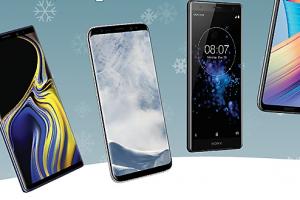 Смартфони с до 200 лева отстъпка във Vivacom през целия декември