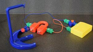 Игра на наука: Вътре в електромотора или електромагнитен урок по танци с Thames & Kosmos