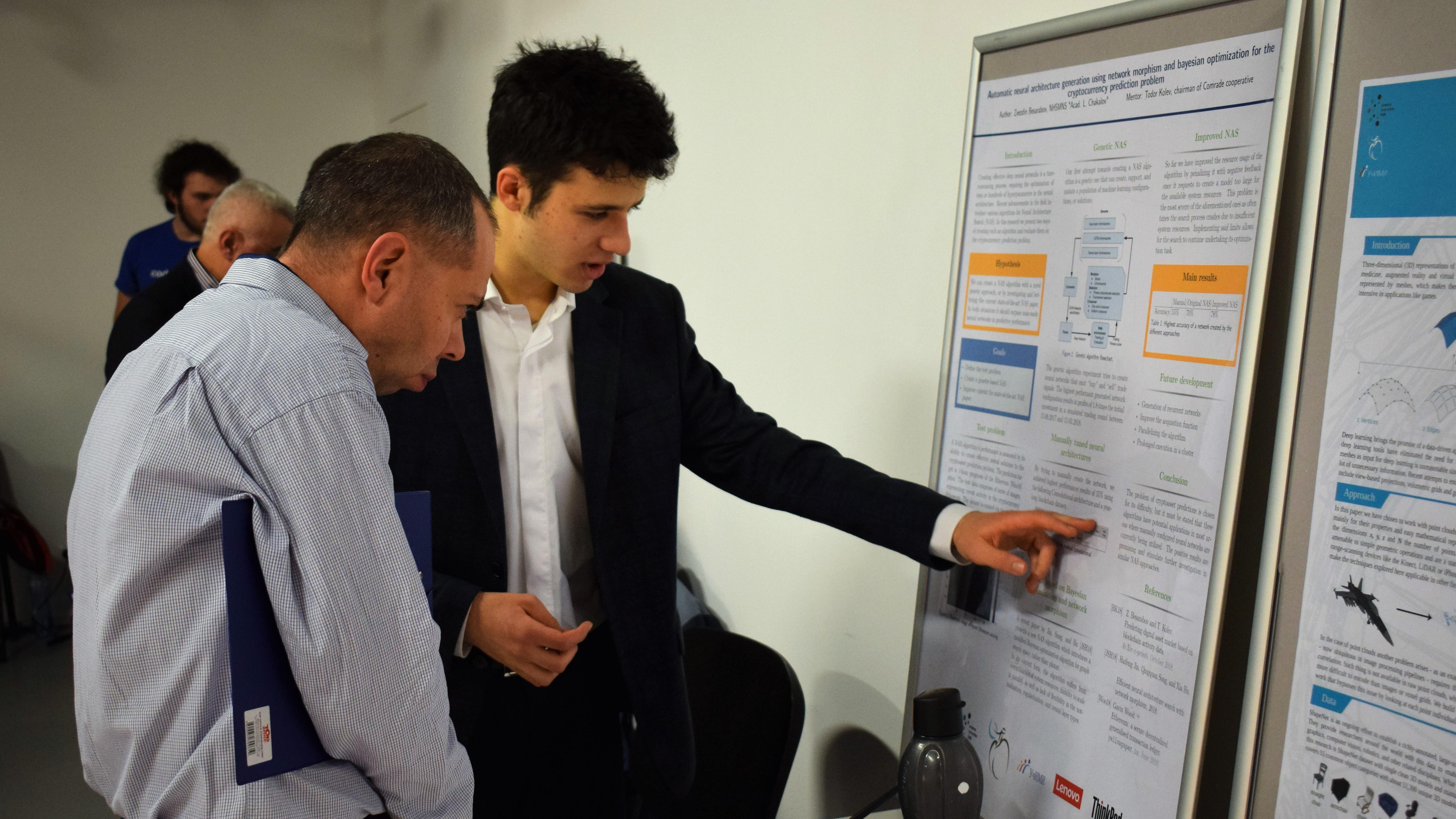 Български ученици се класираха за международни научни състезания след Панаира на науката и иновациите