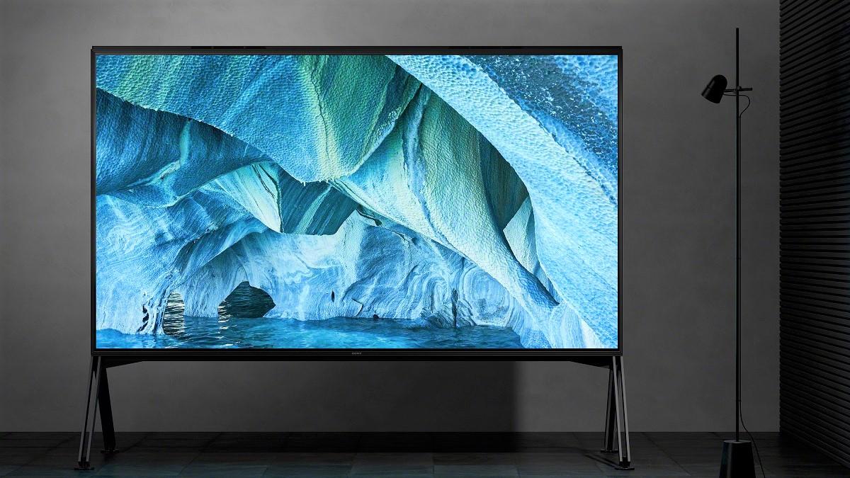 [CES 2019} Sony показа новите си супер-големи 8K телевизори с 249 см (98 инча) диагонал