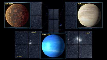 НАСА обяви първите данни от космическата обсерватория TESS , която е открила 3 нови екзопланети