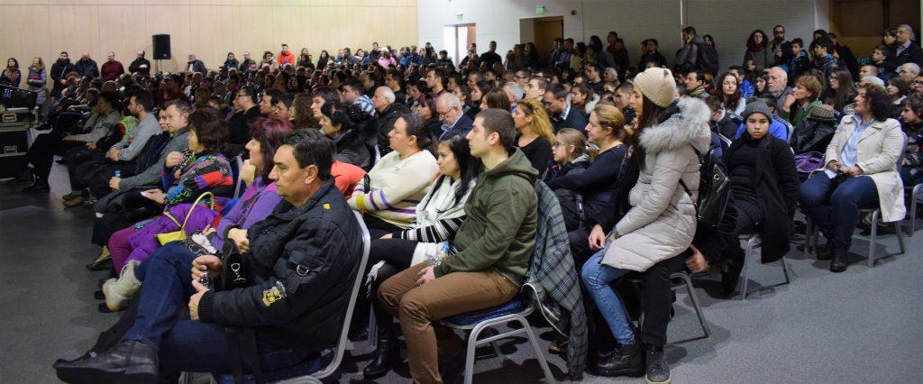 Институтът по астрономия събра над 400 души за 6 часа астрономия в София Тех Парк