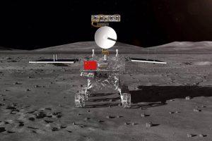 Успех! Китайският апарат Chang'e 4 кацна на обратната страна на Луната