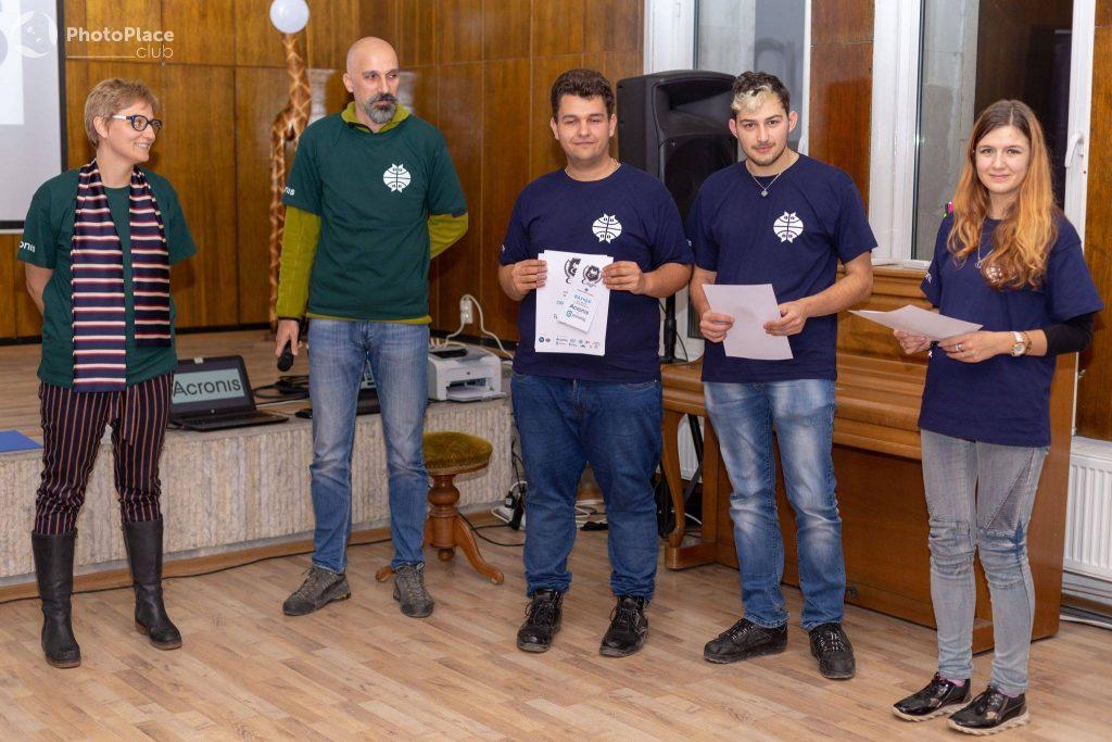 За трети път се проведе Gabrovo Game Jam част от най-големия хакатон за разработка на игри в света – GlobalGameJam