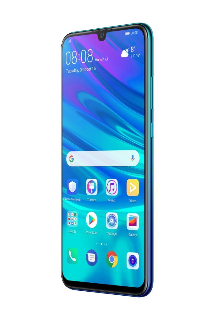 Новият бюджетен Huawei P Smart 2019 с 6,21-инчов екран е наличен в магазините на Vivacom