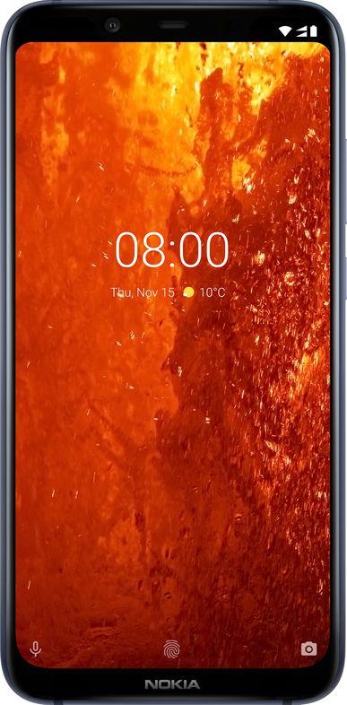 Последният модел на Nokia - 8.1 вече е в магазините на Vivacom