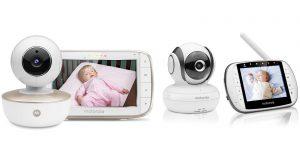 Motorola пуска на българския пазар умни бебефони с видео и аудио наблюдение