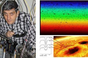 На 31 януари в Кръжока по астрономия с проф. Асен Пашов ще видим звездите със спектрограф