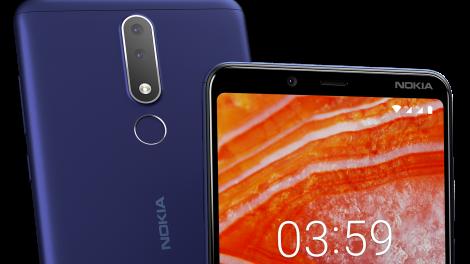 Vivacom пуска бюджетния смартфон Nokia 3.1 Plus с 6-инчов дисплей
