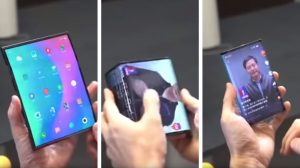 Xiaomi пусна видео на двойно сгъващ се смартфон