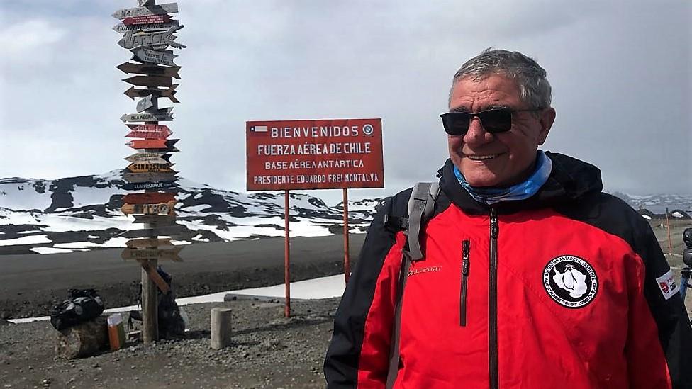 Проф. Христо Пимпирев: Откритията на българските учени на Антарктида са от световна величина