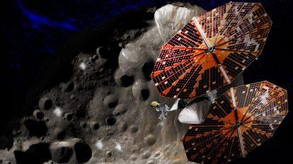 Новата мисия на НАСА - Lucy ще посети шест астероида, като 5 са гравитационно свързани с Юпитер