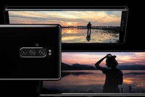 Sony представи лидера при смартфоните си - Xperia 1 с 6,5-инчов 4K OLED дисплей