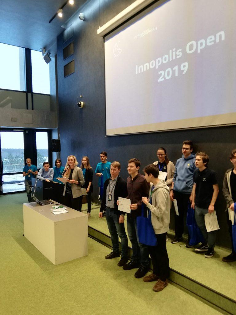Златен медал за Радослав Иванов от финала на турнира по информатика Innopolis Open