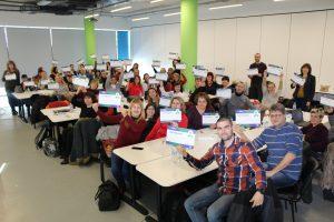 50 учители от 19 града преминаха безплатно обучение в Училищна Телерик Академия