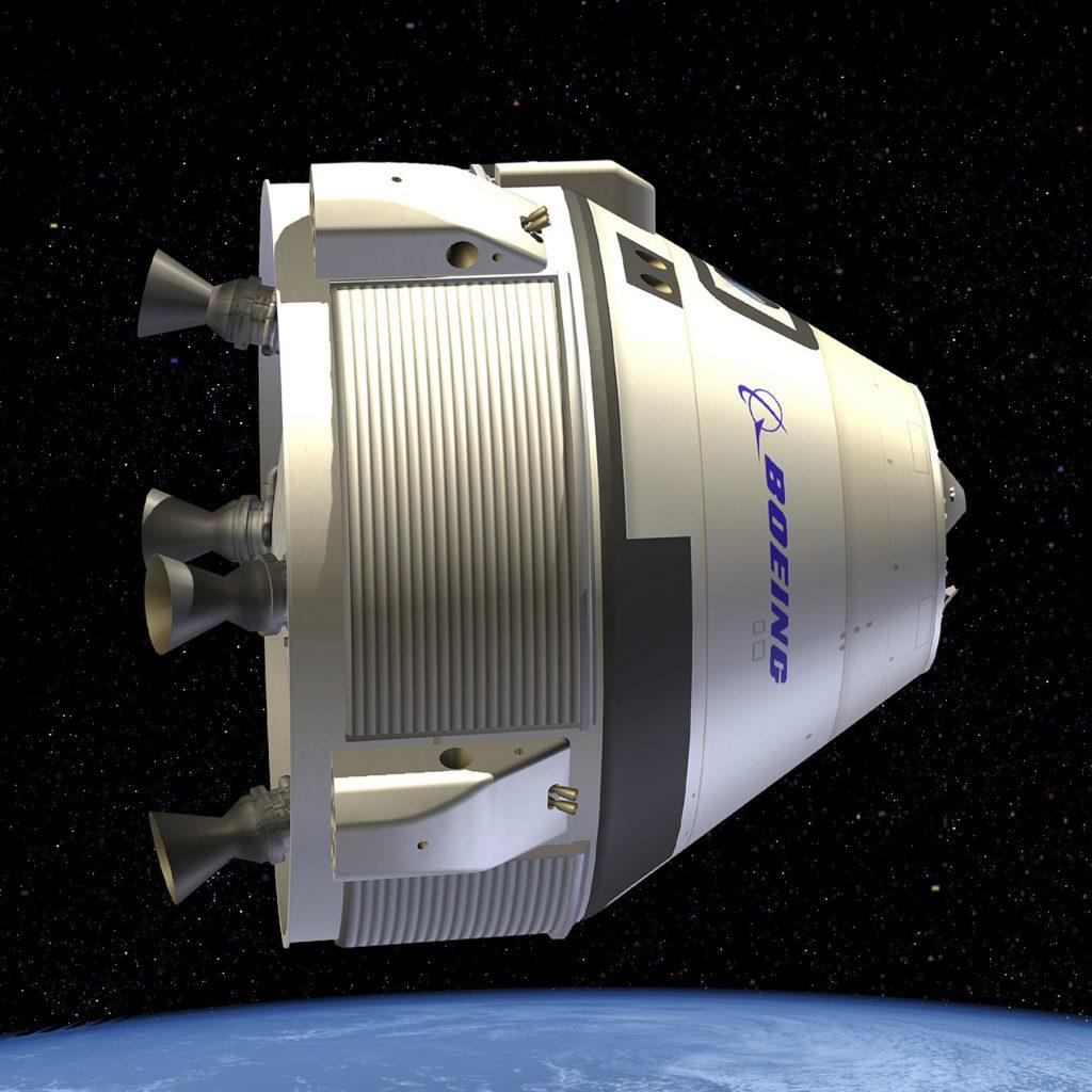 На 2 март Crew Dragon на SpaceX излита без екипаж до МКС в исторически тестови полет