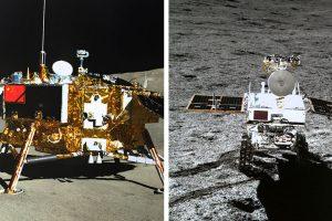 Китайската сонда Chang'e 4 и луноходът Yutu-2 се събудиха успешно след дългата нощ