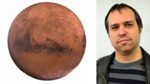Има ли марсотресения? На 21 февруари д-р Милен Цеков ще ни запознае с обстановката на Марс