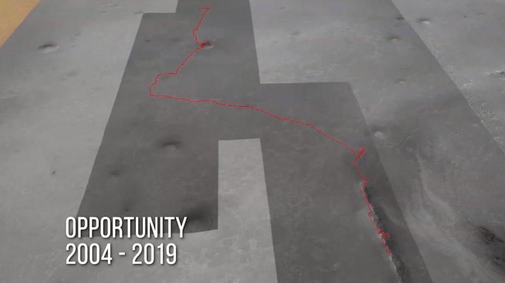 Сбогом, Opportunity! И благодарим за всичките изследвания на Марс (видео)