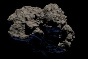 На 22 март астероид ще премине само на 305 000 километра от Земята