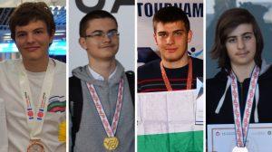 Българските ученици по информатика завоюваха 4 медала от XIII Открита московска олимпиада