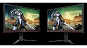 AOC представи нов 28-инчов супер добър геймърски монитор с 4K резолюция