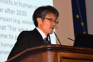 Вижте пълен запис от лекцията за бъдещето на изкуствения интелект на д-р Хироши Ямакава (видео)