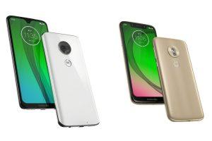 Новите модели на Motorola moto g7 и moto g7 play вече се продават в България на супер цени