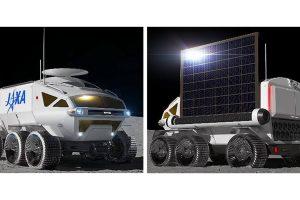 Японската космическа агенция и Toyota правят огромен футуристичен лунен роувър за бъдещи астронавти