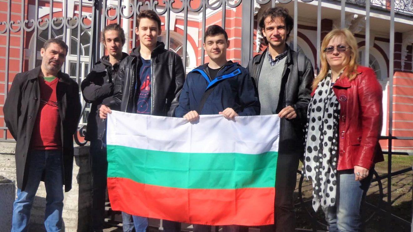 Отлично представяне – 3 медала и диплома за българските химици от Международната Менделеевска олимпиада
