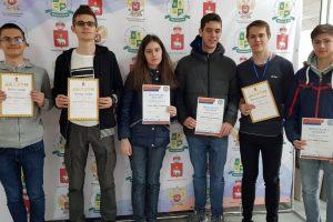 3 медала и 3 почетни грамоти за българските математици от Всерусийската олимпиада