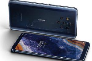 Първият в света смартфон с пет камери Nokia 9 PureView вече е магазините на Vivacom