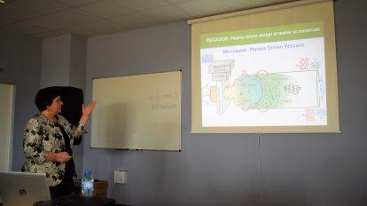 Водещи български учени разказаха за бъдещето на графена и графеновите наноструктури